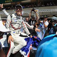 2015 Le Mans Winners, 24 Heures Du Mans 85th Edition, 18/06/2017,