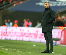 December 5, 2018 - London, United Kingdom - London, England - December 05, 2018.Southampton Caretaker Manager Kelvin Davis.during Premier League between Tottenham Hotspur  and Southampton at Wembley stadium , London, England on 05 Dec 2018. (Credit Image: © Action Foto Sport/NurPhoto via ZUMA Press)