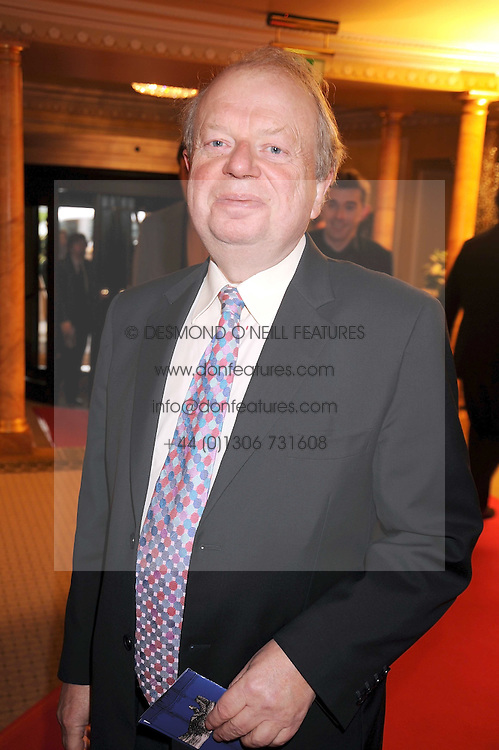 JOHN SERGEANT at the 2009 South Bank Show Awards held at The Dorchester, Park Lane, London on 20th January 2009.