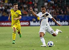 LA Galaxy v Crew  - 07 July 2018