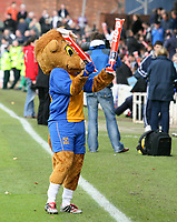 Shrewsbury town v Hereford,Fa cup first round.<br />