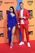 110319 2019 MTV Europe Music Awards (EMAs) - Arrivals