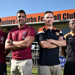 4th November 2020 - Eastern Suburbs and Brisbane Roar Player Photos