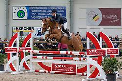 012, Nixon van't Meulenhof<br /> 3de phase BWP Keuring - Stal Hulsterlo - Meerdonk 2016<br /> © Hippo Foto - Dirk Caremans<br /> 19/03/16