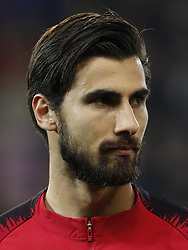Andre Gomes of Portugal during the International friendly match match between Portugal and The Netherlands at Stade de Genève on March 26, 2018 in Geneva, Switzerland