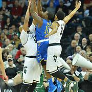 No. 13 Delaware vs. No. 4 Michigan State - Second Round