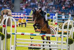 Wathelet Gregory, BEL, Full House Ter Linden Z<br /> CHIO Aachen 2019<br /> Weltfest des Pferdesports<br /> © Hippo Foto - Dirk Caremans<br /> Wathelet Gregory, BEL, Full House Ter Linden Z