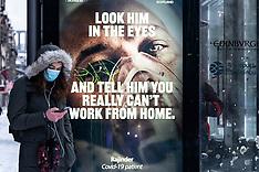 Coronavirus Pandemic Images 2020-2021