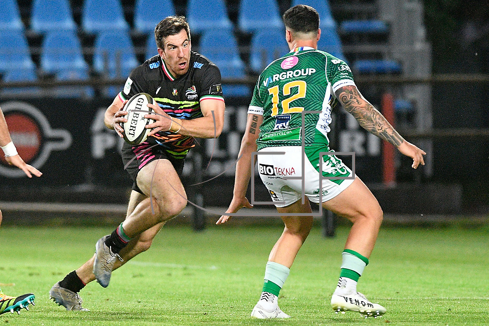 Parma, Italy, 07/05/2021Stadio Lanfranchi<br /> Guinness PRO14 Rainbow Cup<br /> Zebre Rugby vs Benetton Treviso <br /> <br /> Enrico Lucchin