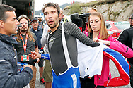 Thibaut Pinot (FRA - Groupama - FDJ) during the 73th Edition of the 2018 Tour of Spain, Vuelta Espana 2018, 20th stage Andorra Escaldes Engordany - Coll de la Gallina 97.3 km on September 15, 2018 in Spain - Photo Luca Bettini / BettiniPhoto / ProSportsImages / DPPI