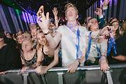 Photos of the Icelandic band FM Belfast performing live during Sónar Reykjavík music festival at Harpa concert hall in Reykjavík, Iceland. February 15, 2014. Copyright © 2014 Matthew Eisman. All Rights Reserved
