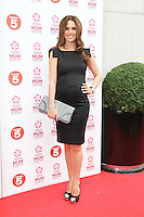 Danielle Lloyd,Tesco Mum Of The Year, The Savoy Hotel, London UK, 03 March 2013, (Photo by Richard Goldschmidt)