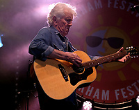 Graham Nash at the Wickham Festival 2019 photo By Dawn Fletcher Park
