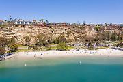 Dana Point Harbor Beach for Locals