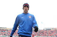 Josh Wolff, of the United States, on Sunday, February 19th, 2005 at Pizza Hut Park in Frisco, Texas. The United States Men's National Team defeated Guatemala 4-0 in a men's international friendly.