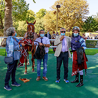 13/09/20 Arc Trials Longchamp