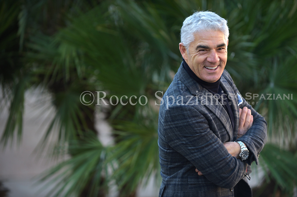 Biagio Izzo   Natale da chef movie photocall, Rome, Italy - 05 Dec 2017