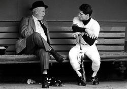 Harry Jupiter and Brett Butler, 1989