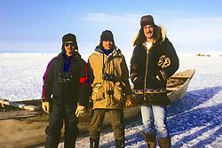 Edgar, J R Mesina & David