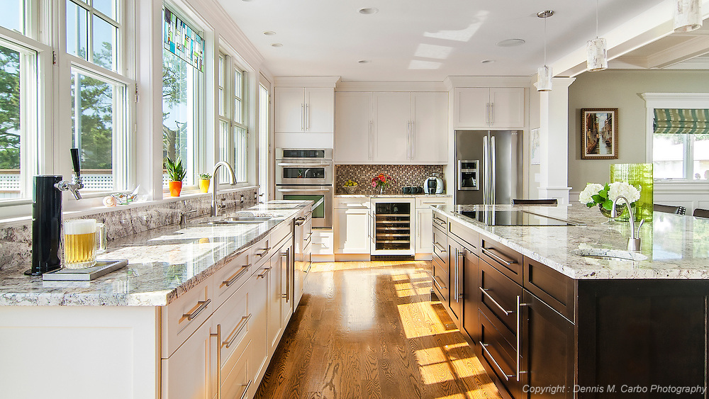 Custom Kitchen by The Kitchen Company