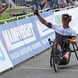 18-06-2017: Wielrennen: NK Paracycling: Montferlands-Heerenberg (NED) wielrennen  <br />Tim de Vries (Vinkeveen)