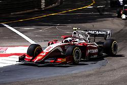 May 25, 2018 - Montecarlo, Monaco - 04 Nyck DE VRIES from Nederland PERTAMINA PREMA THEODORE RACING during the Monaco Formula Two race 1  at Monaco on 25th of May, 2018 in Montecarlo, Monaco. (Credit Image: © Xavier Bonilla/NurPhoto via ZUMA Press)