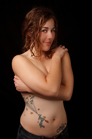 Sandra, Tattoo Plus You, A Photo Story of Body Ink