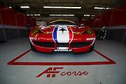 September 19, 2015 World Endurance Championship, Circuit of the Americas. #83 AF CORSE, FERRARI 458 ITALIA, Francois PERRODO, Emmanuel COLLARD, Rui AGUAS