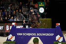 Gaudiano Emanuele, ITA, Carlotta 232<br /> The Dutch Masters<br /> Indoor Brabant - 's Hertogen bosch 2018<br /> © Hippo Foto - Dirk Caremans<br /> 10/03/2018