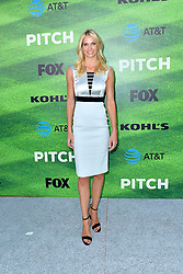 September 13, 2016 - Los Angeles, Kalifornien, USA - Catriona McGinn bei der Premiere der FOX TV-Serie 'Pitch' auf dem West LA Little League Field. Los Angeles, 13.09.2016 (Credit Image: © Future-Image via ZUMA Press)