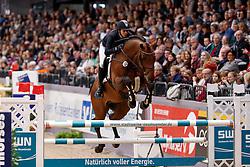 Brinkop Kendra Claricia, GER, A la Carte NRW<br /> Championship of Neumünster - Prize of Paul Schockemöhle Stud<br /> FEI World Cup Neumünster - VR Classics 2017<br /> © Hippo Foto - Stefan Lafrentz