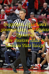09 December 2017:  Gene Grimshaw during a College mens basketball game between the Murray State Racers and Illinois State Redbirds in  Redbird Arena, Normal IL