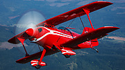 Pitts biplane newly completed at Specialty Aero.