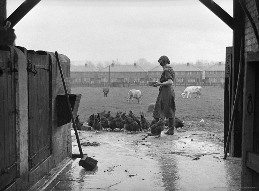 Barn, Borstal, London, 1935