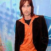 NLD/Baarn/20051229 - Persconferentie finalisten Idols 2005, Harm Jacobs