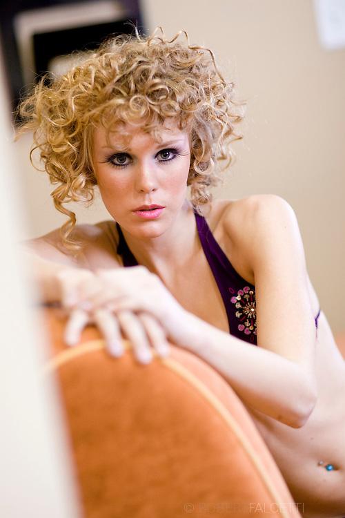Salon Zurell, NAHA: Cerise Taylor, Jason Smith Graduation (Photo by Robert Falcetti). .