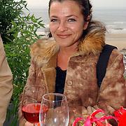 NLD/Bloemenaal/20050601 - Haringparty Showtime Noordzee FM, Mylene de la Haye