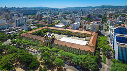 O Colégio Militar de Porto Alegre (CMPA) é uma instituição militar voltada aos Ensinos Fundamental (6º ao 9º ano) e Médio (1° e 3°). Localiza-se na zona central de Porto Alegre, que é localizado em frente ao Parque Farroupilha, no bairro Cidade Baixa. FOTO: Jefferson Bernardes/ Agência Preview