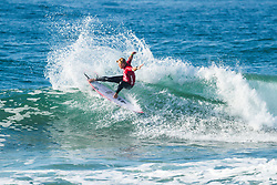 Jackson Baker (AUS) advances to Round 2 of the 2018 Ballito Pro pres by Billabong after winning Heat 2 of Round 1 at Ballito, South Africa.