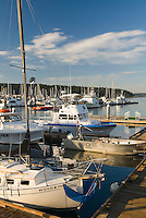 Friday Harbor San Juan Island Washington USA