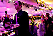Kitzbuhel, party nighht after the Donwhill ski race
