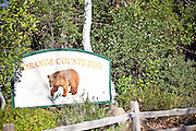 Irvine Regional Park, Orange County Zoo