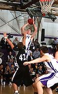IIAC Basketball - Loras at Cornell - February 26, 2009