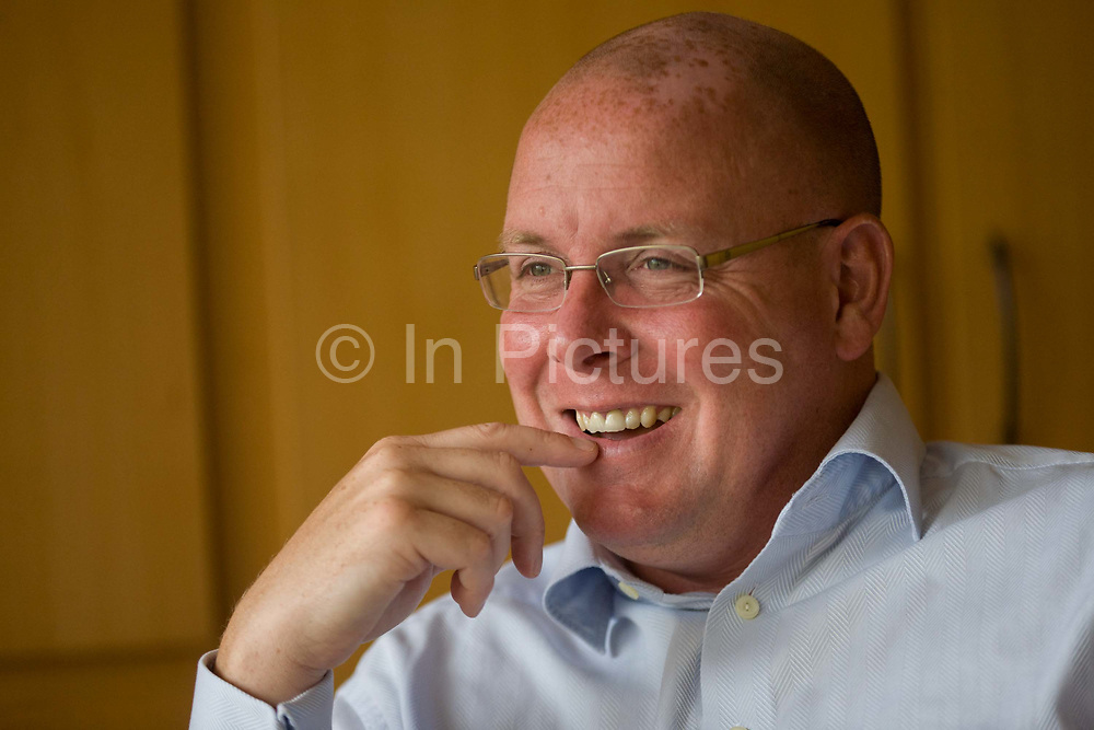 Nick Leeson, the former banker known as the Barings Rogue Trader seen in Galway, Ireland. Leeson is known as the former Rogue Trader whose financial market risk-taking caused the biggest financial scandal of the 20th century when he brought about the collapse of his employer, Barings Bank (personal bank to HM The Queen) in 1995. Leeson's role and subsequent jailing is one of the most notorious episodes in debacles in modern financial history. Leeson is CEO of Galway United Football Club whose home ground is at Terryland Park, founded in 1024 and with a capacity of 6,000. Leeson is still busy giving motivational speeches to companies around the world.