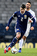 Scotland defender Callum Paterson (2) (Cardiff City) during the UEFA Nations League match between Scotland and Israel at Hampden Park, Glasgow, United Kingdom on 20 November 2018.