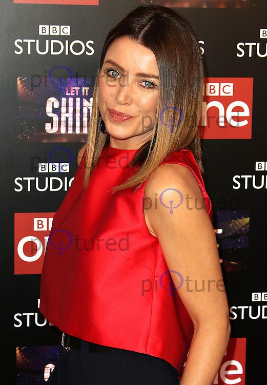 Dannii Minogue, Let It Shine - Photocall, Ham Yard Hotel, London UK, 13 December 2016, Photo by Brett D. Cove