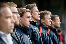 Paul Bosvelt during the EURO U21 2017 qualifying match between Netherlands U21 and Latvia U21 at the Vijverberg stadium on October 06, 2017 in Doetinchem, The Netherlands
