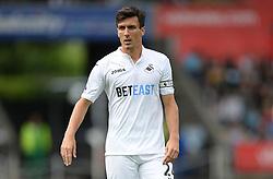 Jack Cork of Swansea City - Mandatory byline: Alex James/JMP - 07966386802 - 11/09/2016 - FOOTBALL - Barclays premier league -swansea,Wales - Swansea v Chelsea  -