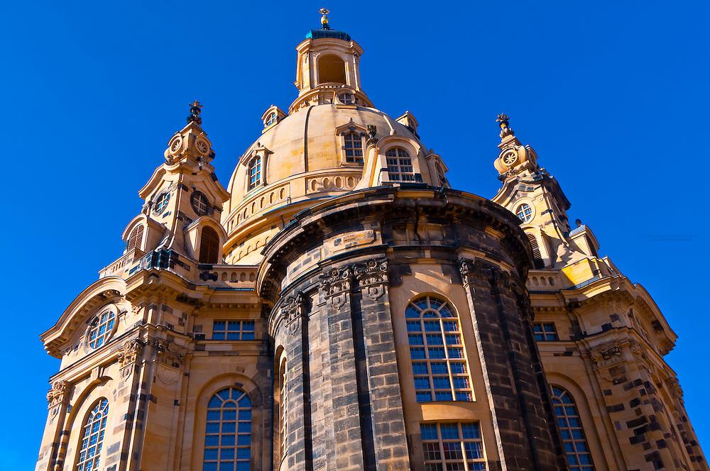 Frauenkirche (church), Dresden, Saxony, Germany