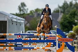 Decock Lore, BEL, JIrka van de Kerkenbulck<br /> Groenten Jumping - Sint Kathelijne Waver 2020<br /> © Hippo Foto - Dirk Caremans<br /> 21/07/2020